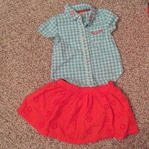 Genuine Kids Cowgirl Outfit